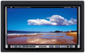 "Kenwood DDX8029. Monitor de 6.95"" con receptor DVD, Ipod, MP3"